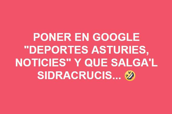 Sidracrucis google
