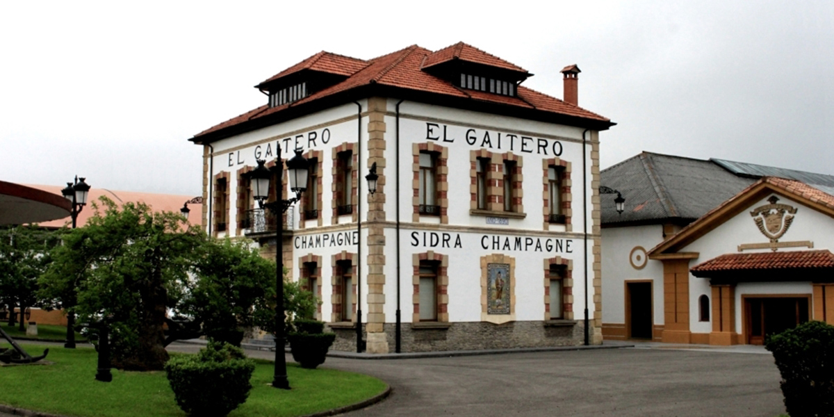 El Gaitero, among the 10 best ciders in the world
