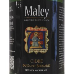 Sidra Maley du Saint Bernard