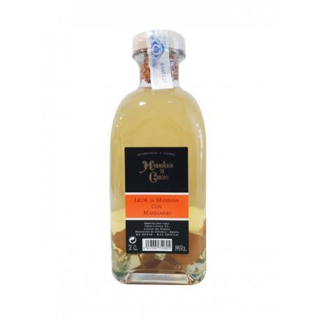 Licor de Manzana con Manzanines Monasterio de Corias