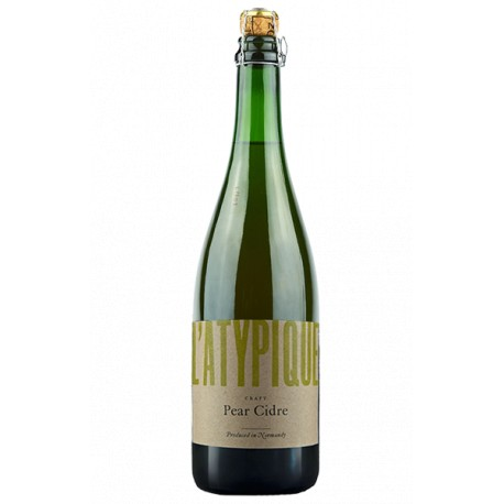 L'Atypique Pear Cider
