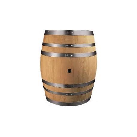 Pipa de carbayu/roble de 100 litros