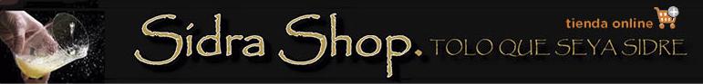banner de la tienda de la sidra